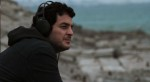 Khaled Abol Naga at beach- Microphone 2010 - Film Clinic (C) 2010