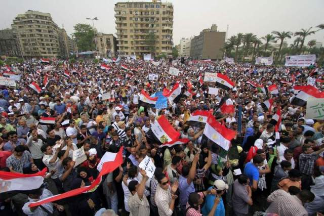 27 May 2011 Egypt Revolution continues
